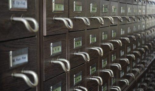 Serviciul de scanare și digitizare a documentelor